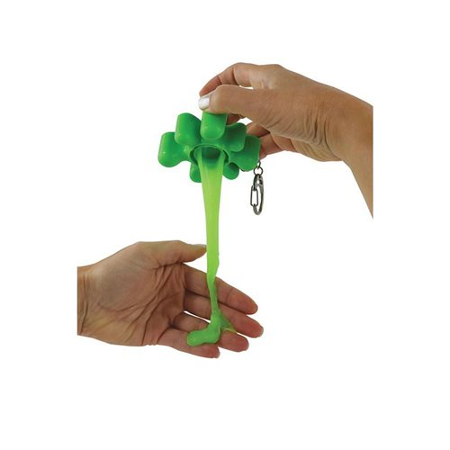 World's Coolest Nickelodeon Slime Key Chain