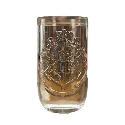 Harry Potter Hogwarts Shaped 16 oz. Glass