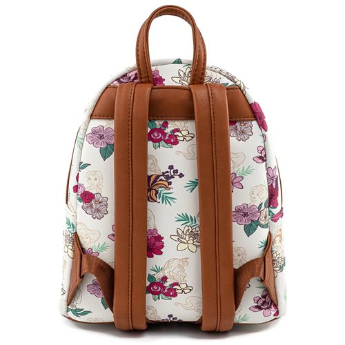 Disney Princess Floral Mini-Backpack