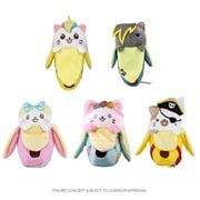 Bananya Wave 2 Plush Case
