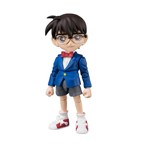 Case Closed Edogawa Conan SH Figuarts Action Figure