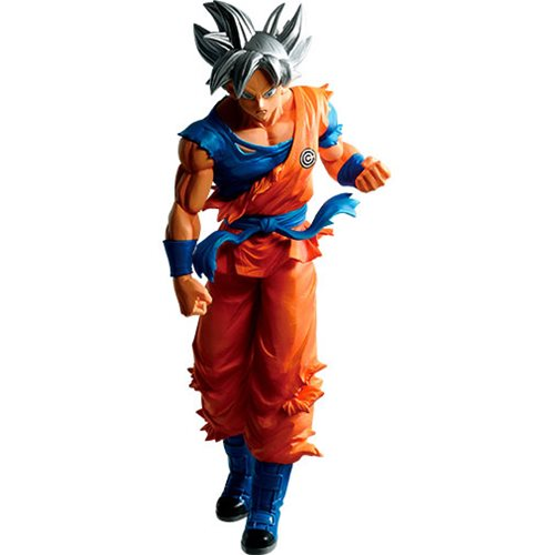 Dragon Ball Heroes Son Goku Ultra Instinct Ichiban Statue