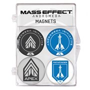 Mass Effect Andromeda Magnet 4-Pack