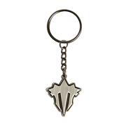 World of Warcraft Warlords of Draenor Iron Horde Logo Metal Key Chain