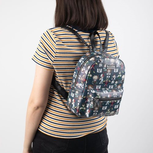 My Hero Academia Toss Print Mini Backpack