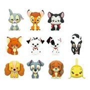 Disney Series 11 3-D Figural Key Chain Random 6-Pack