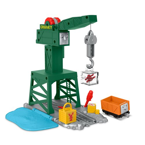 Thomas & Friends Fisher-Price Cranky the Crane