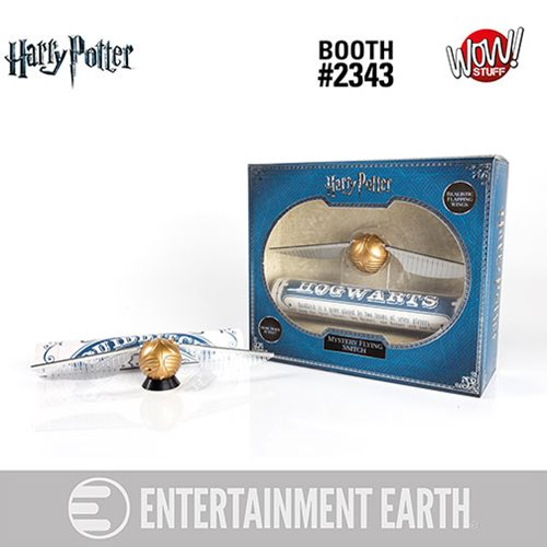 Harry Potter Mystery Flying Snitch – SDCC Debut