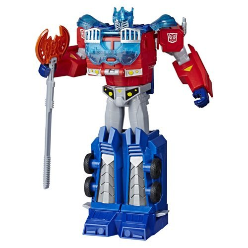 Transformers Cyberverse Ultimate Optimus Prime