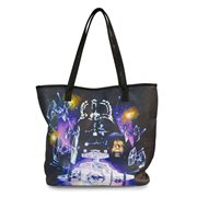 Star Wars Space Scene Photo Real Tote