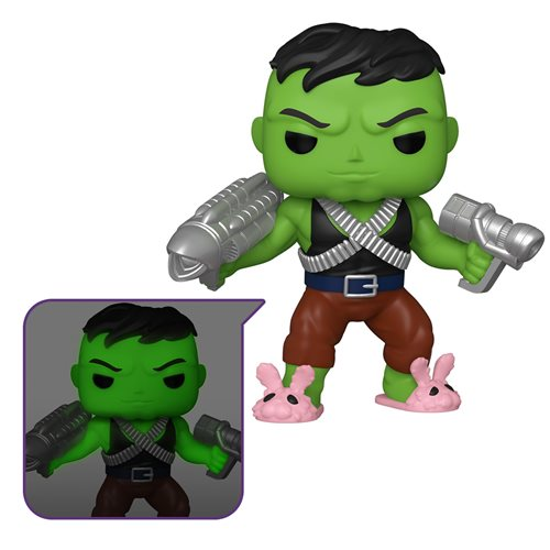 Marvel Heroes Professor Hulk 6-Inch Pop! Vinyl Figure - Previews Exclusive, Not Mint