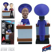 Star Trek: TNG Guinan - Build a 10 Forward Bobble Head