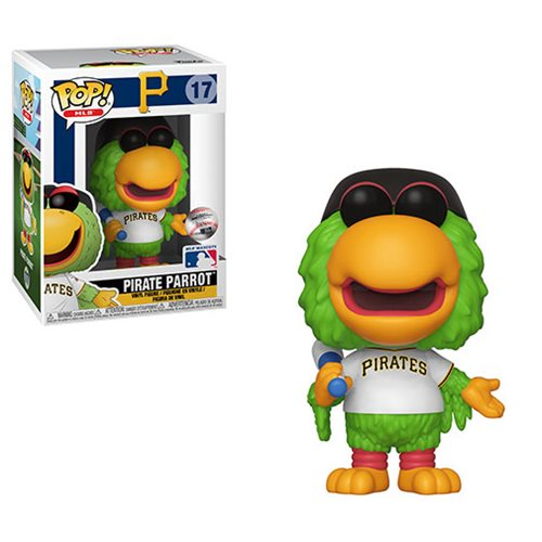 MLB Pittsburgh Pirates Pirate Parrot Pop! Vinyl Figure