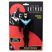 Batman: The New Batman Adventures Nightwing 5 1/2-Inch Bendable Action Figure