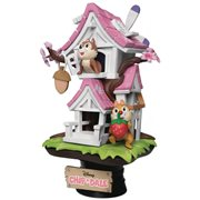 Disney Chip N Dale DS-057 Treehouse Cherry Version Statue - Previews Exclusive