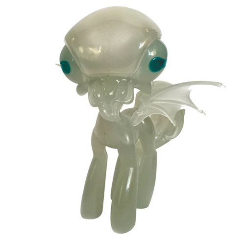 Four Horsies of the Pocalypse Lil' Maddie Glow-in-the-Dark 4-Inch Vinyl Figure, Not Mint
