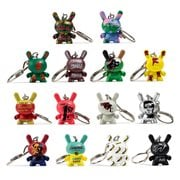 Andy Warhol Dunny Key Chain 4-Pack