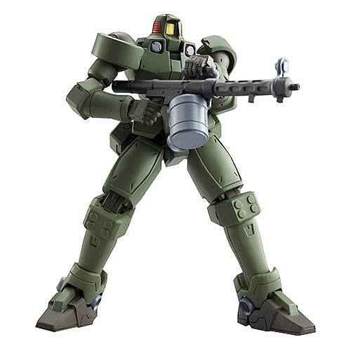 Mobile Suit Gundam Wing Robot Spirits LEO Action Figure