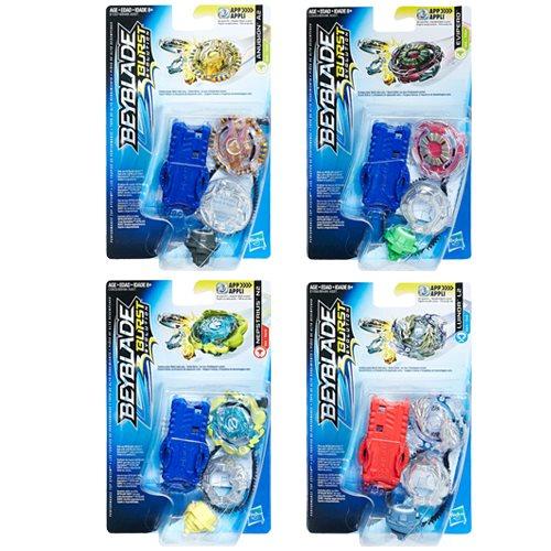 Beyblade Burst Starter Packs Wave 6 Case Entertainment Earth
