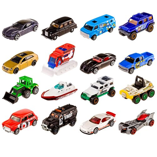 Matchbox Car Collection 2020 Wave 3C Vehicles Case