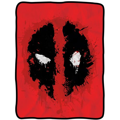 Deadpool Fleece Blanket