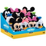 Mickey Mouse 4-Inch Plush Display Case