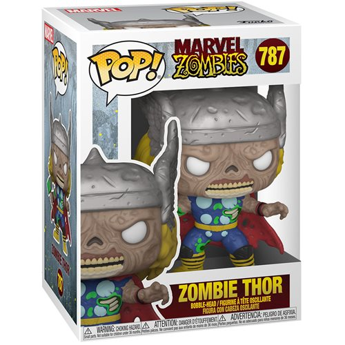 Marvel Zombies Thor Pop! Vinyl Figure