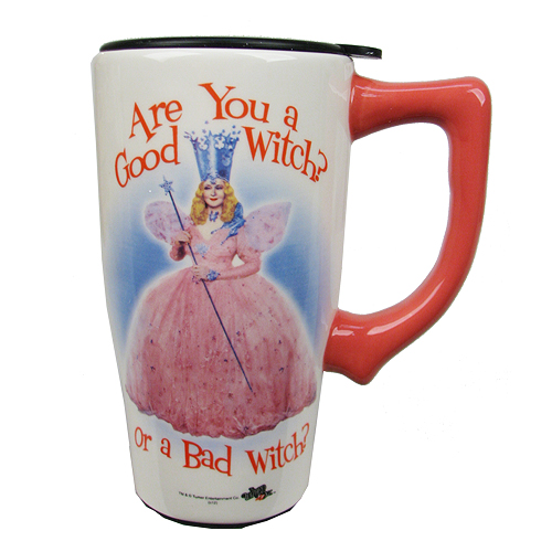 Wizard of Oz Good Witch Travel Mug