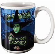 Wizard of Oz I'm a Witch 14 oz. Mug