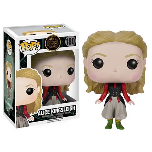 Alice Through the Looking Glass Alice Kingsleigh Pop! Vinyl Figure