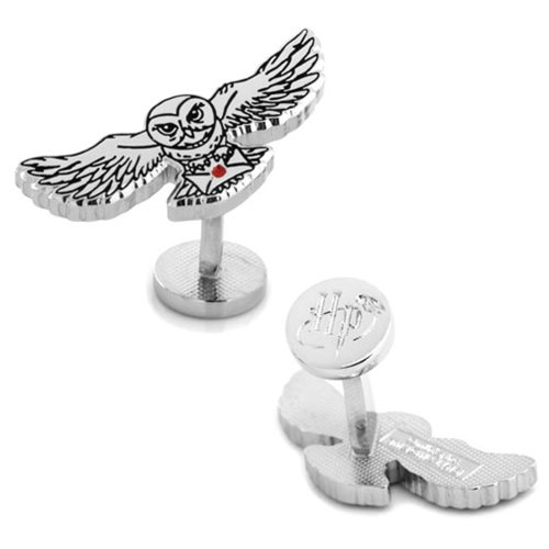 Harry Potter Hedwig Owl Cufflinks