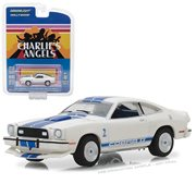 Charlie's Angels (1976–81) - 1976 Ford Mustang Cobra II 1:64 Scale Die-Cast Metal Vehicle