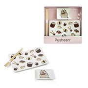 Pusheen the Cat Sushi Set with Chopsticks