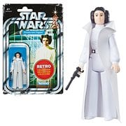 Star Wars The Retro Collection Princess Leia Organa Action Figure