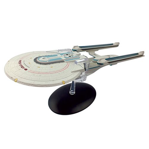 Star Trek Starships Special U.S.S. Enterprise NCC-1701-B Vehicle with Collector Magazine #24
