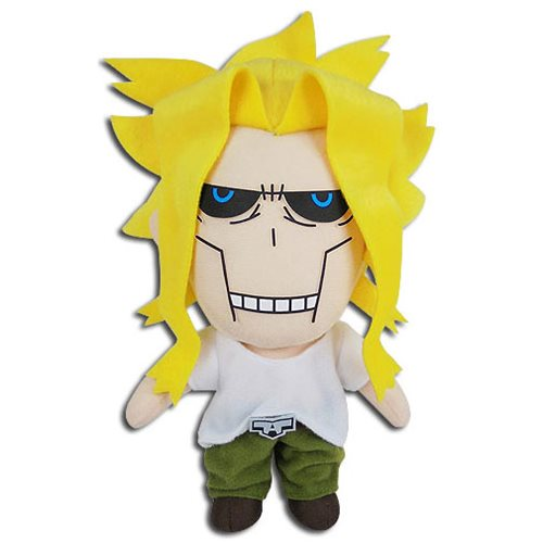 My Hero Academia All Might True 8-Inch Plush