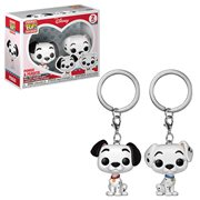 101 Dalmations Pongo and Perdita Pocket Pop! Key Chain 2-Pack