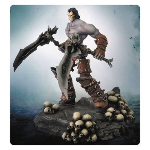Darksiders 2 Death 10-Inch Statue