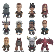Dragon Age Titans Heroes Thedas Coll Mini-Figure Display Box