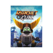 The Art of Ratchet and Clank Hardcover Book