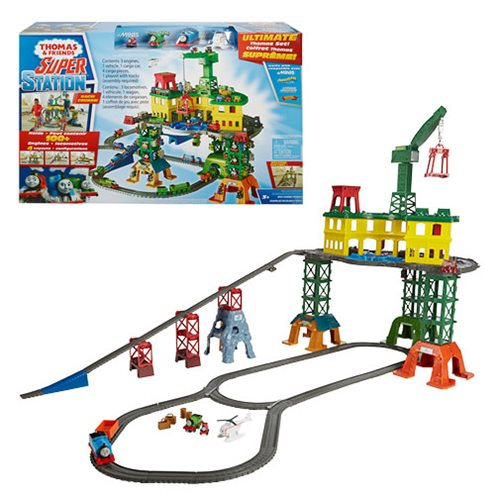 Thomas & Friends Super Station Playset