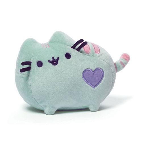 Pusheen the Cat Pastel Green Plush