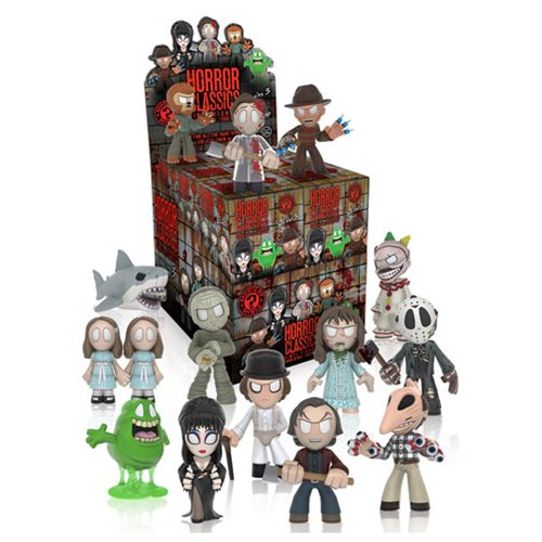 Horror Collection Mystery Minis Series 3 Display Case