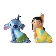 Disney Lilo and Stitch Salt and Pepper Shaker Set