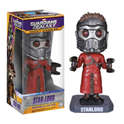 Guardians of the Galaxy Star-Lord Bobble Head, Not Mint