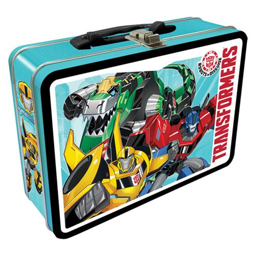 Transformers Fun Box Tin Tote