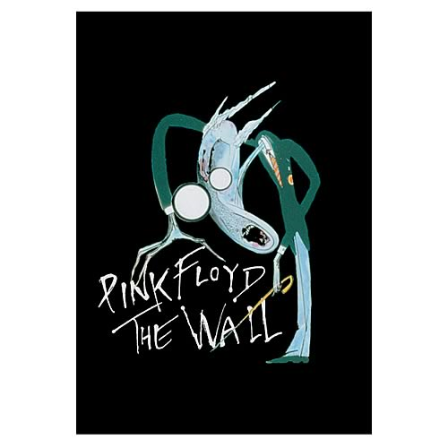 Pink Floyd The Wall Teacher Fabric Poster Hanging