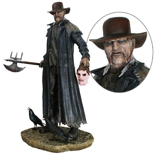 Jeepers Creepers Creeper 1 4 Scale Statue Entertainment