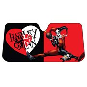 Batman Harley Quinn Accordion Bubble Sunshade
