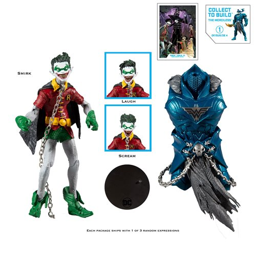 DC Multiverse Collector Wave 2 Action Figure Set